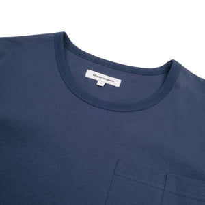 Pockets Tee - blue