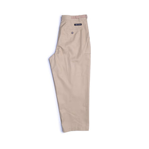 Platonic Pants Wide Cut - beige