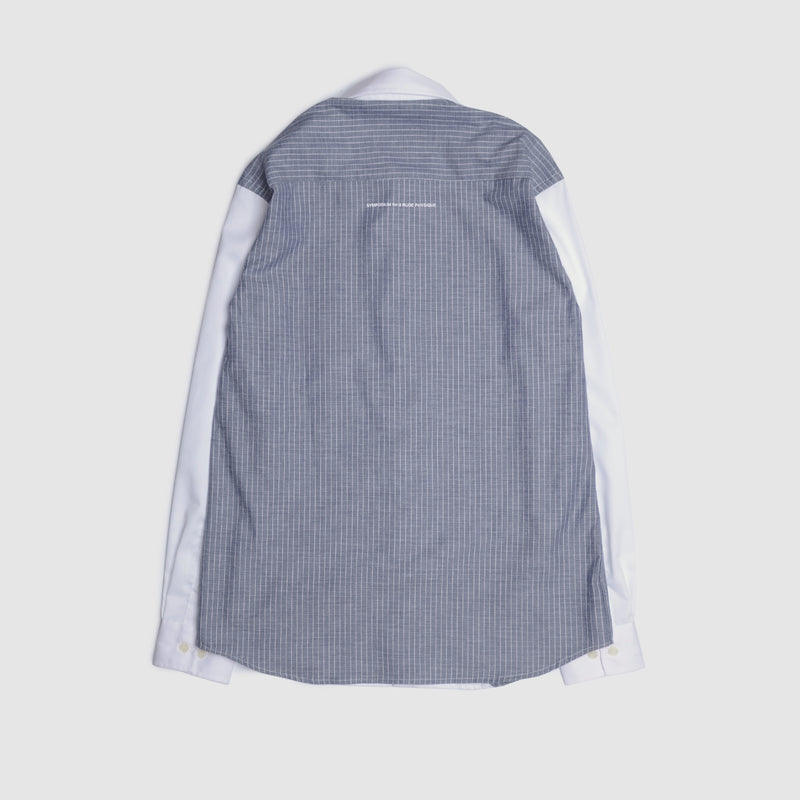 Banquet Long Sleeve Shirt - Grey