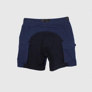 Field Pockets Shorts - Navy