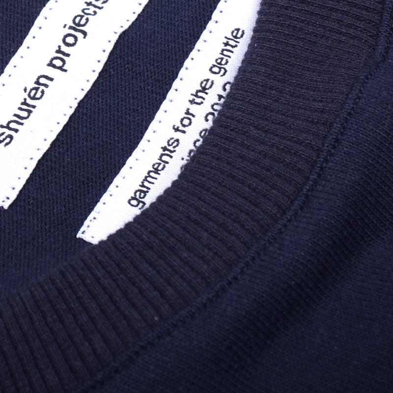 Pocket Tee - Navy