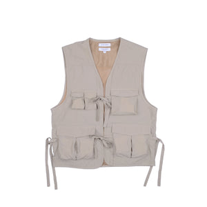 Technical Vest - Beige