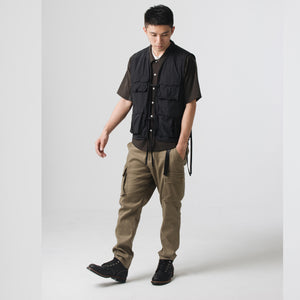 Technical Vest - Black
