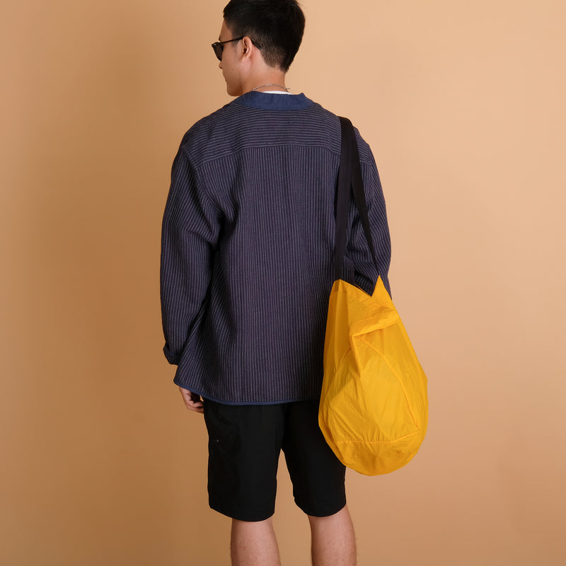Weekend Bag Mars - mustard