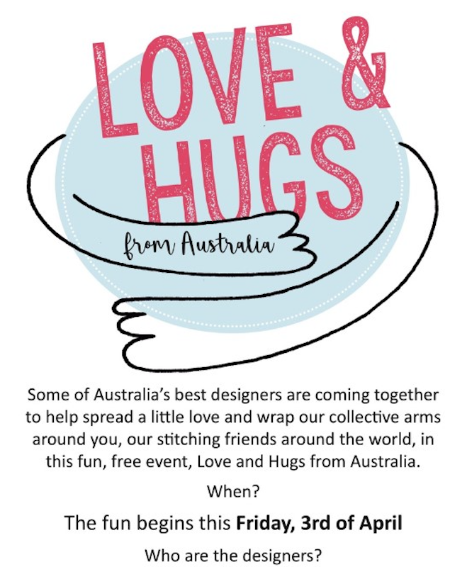 Love and Hugs From Australia