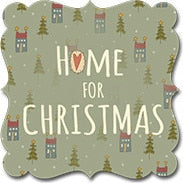 Home For Christmas Fabric Range