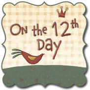 On the 12th Day Fabric Range