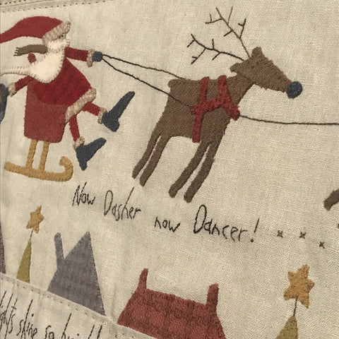 Christmas In July - Stitch Along No2