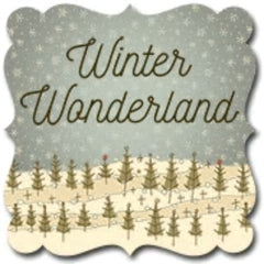Winter Wonderland Fabric Range