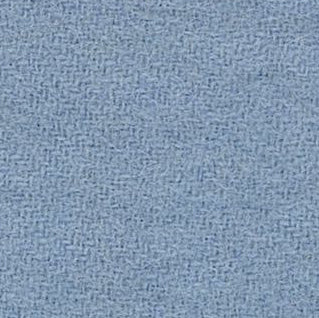 Hand Dyed Woven Wool - 104 Periwinkle Blue