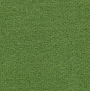 Hand Dyed Woven Wool - 212 Leaf Green