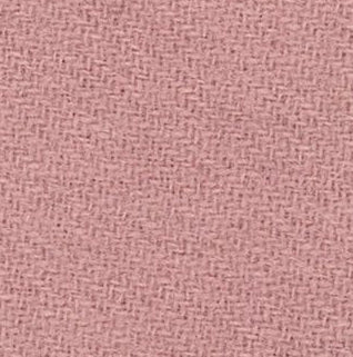 Hand Dyed Woven Wool - 302 Powder Puff
