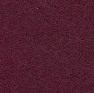 Hand Dyed Woven Wool - 408 Deep Purple