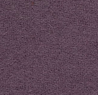 Hand Dyed Woven Wool - 410 Lavender