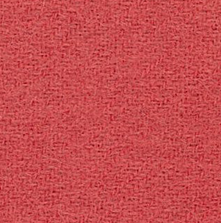 Hand Dyed Woven Wool - 502 Fast Red