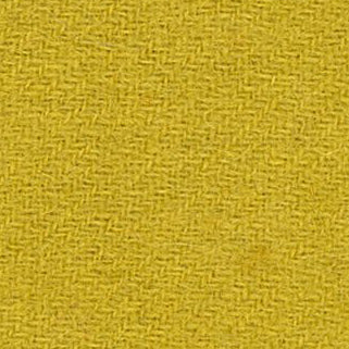 Hand Dyed Woven Wool - 604 Hot Mustard