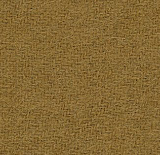 Hand Dyed Woven Wool - 720 Biscuit