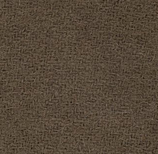Hand Dyed Woven Wool - 722 Bunyip Brown