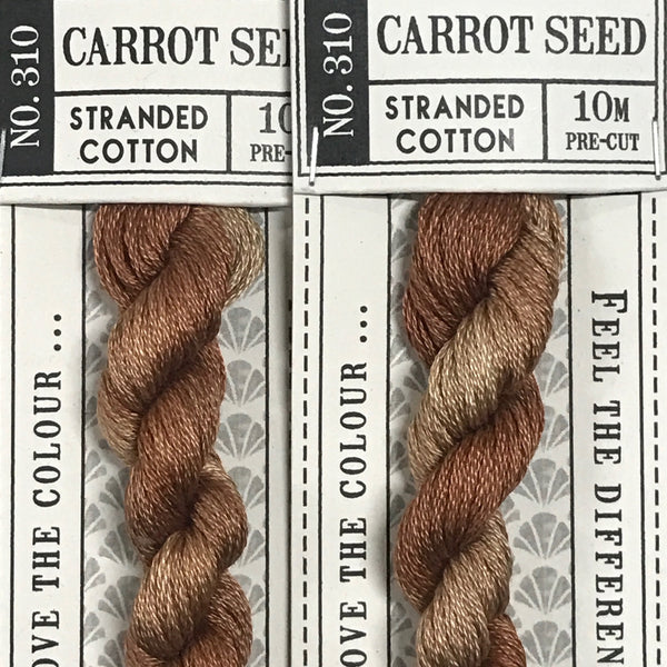 Cottage Garden Threads - Carrot Seed