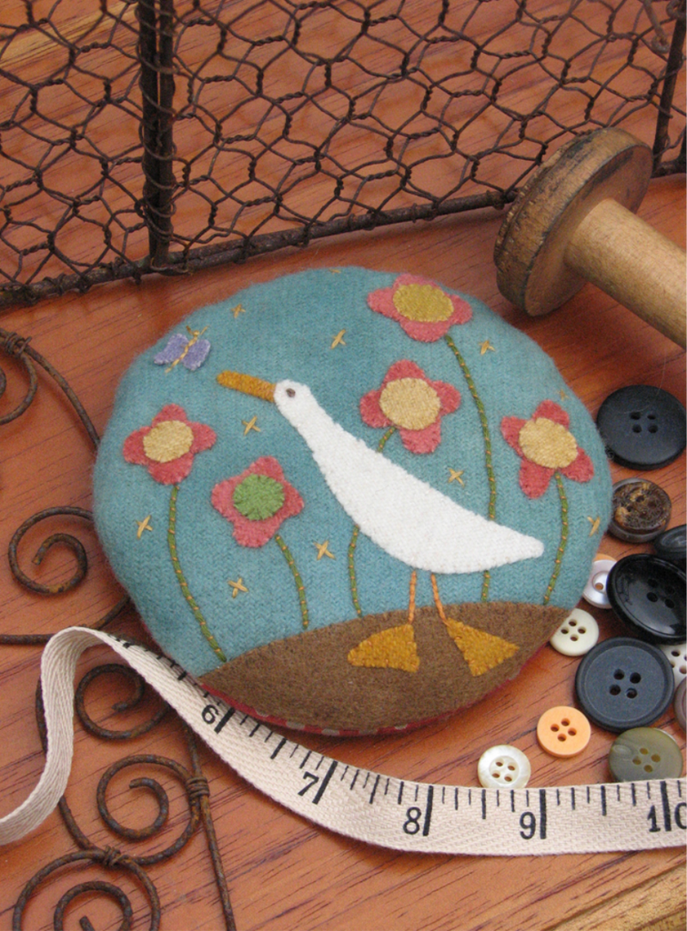 Gilroy Goose Pincushion