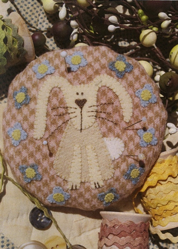 Betty Bunny Pincushion