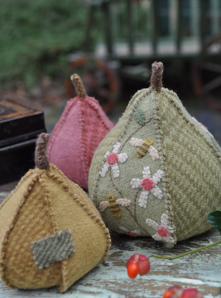 Pear Tree Pincushion