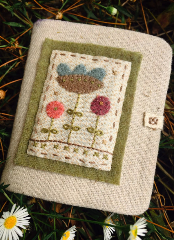 Little Flower Needlebook