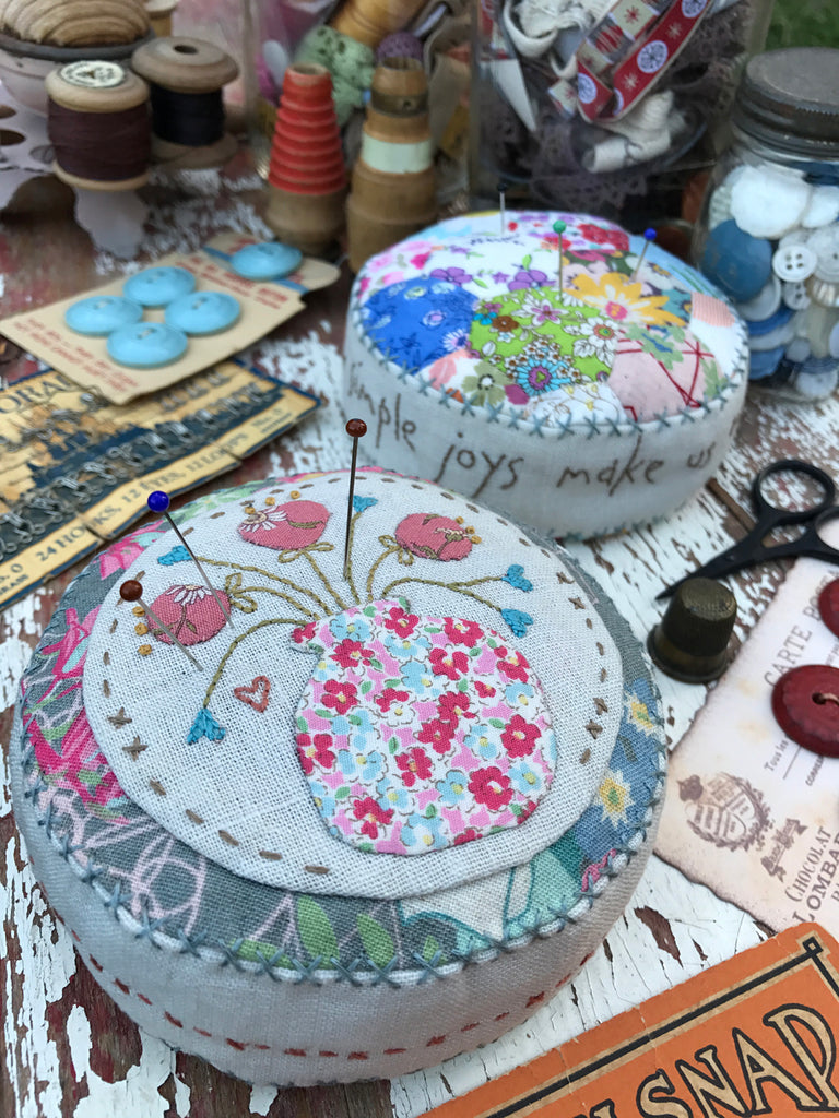 Simple Joys Pincushion