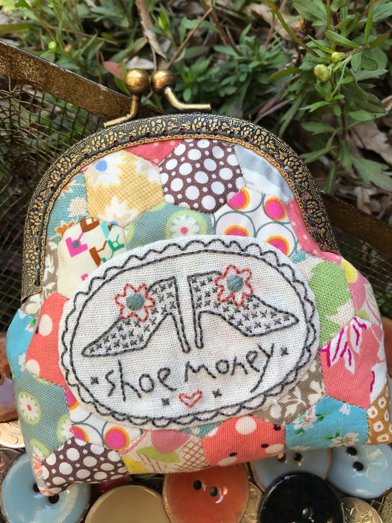 Shoe Money Purse