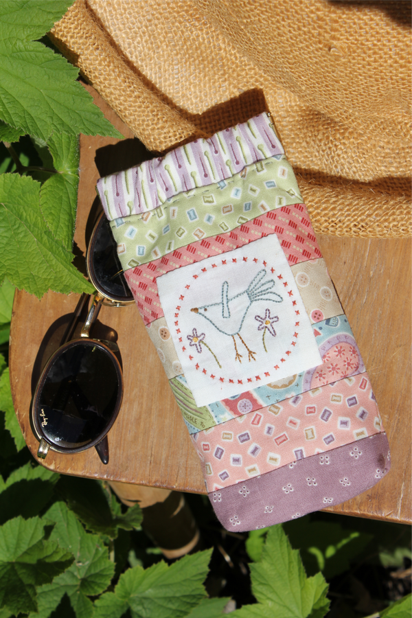 Little Bird Sunglasses Case
