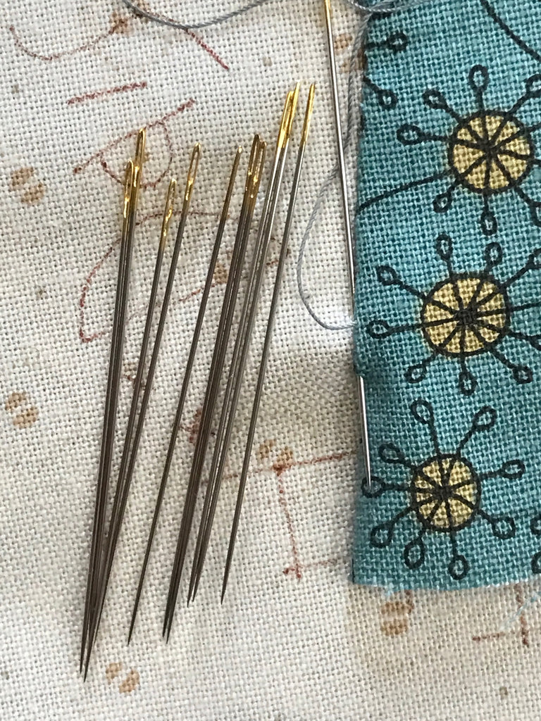 Needles - Milliner or Straw Needles