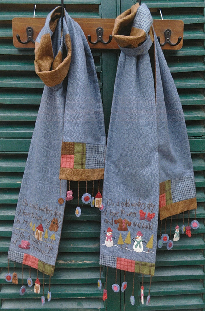 Cold Winter Scarves