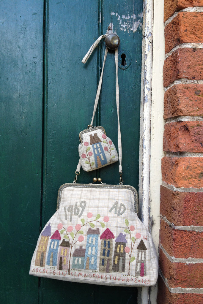 Homespun Street Bag and Purse