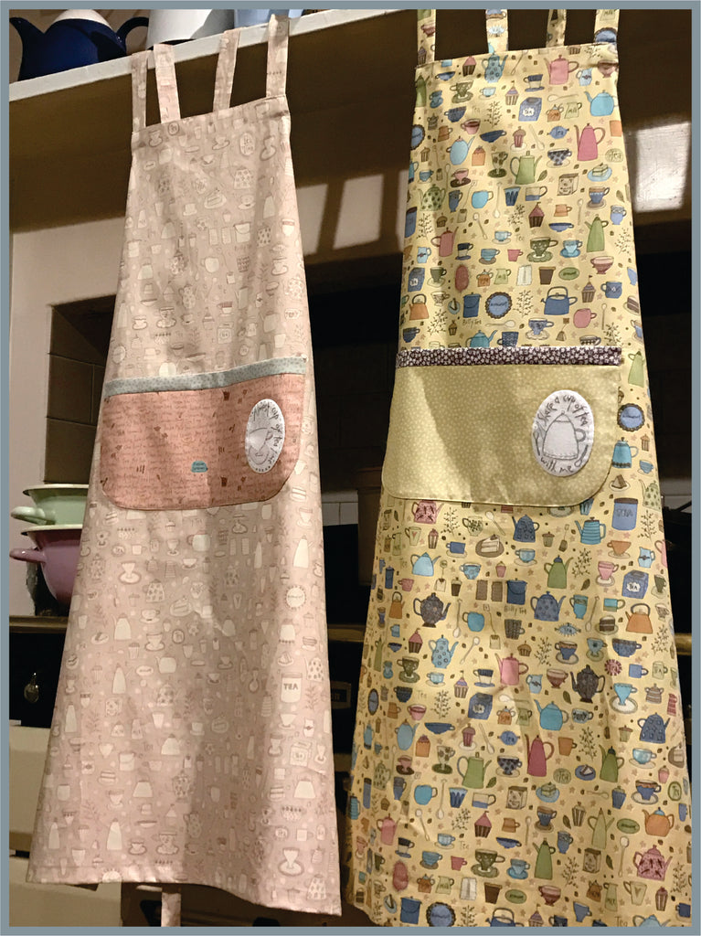 Time For Tea Aprons
