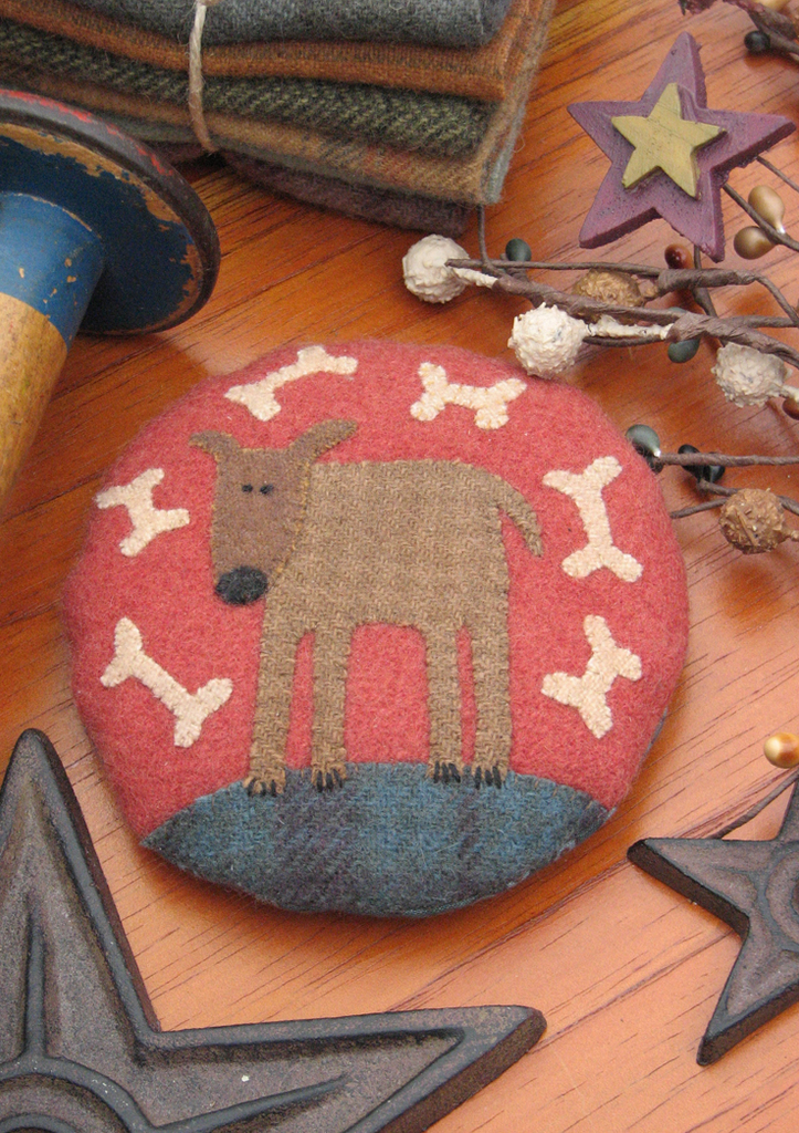 Digby Dog Pincushion