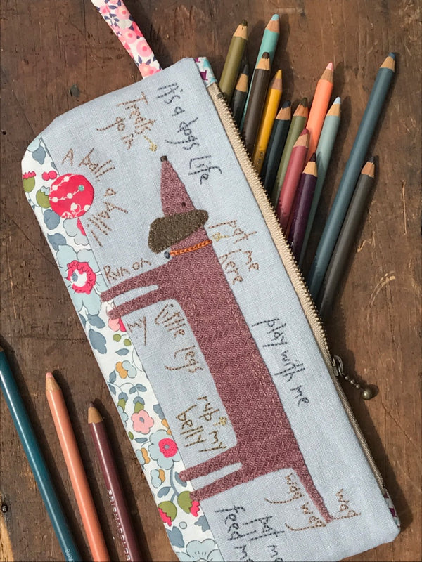 A Dog's Life Pencil Case