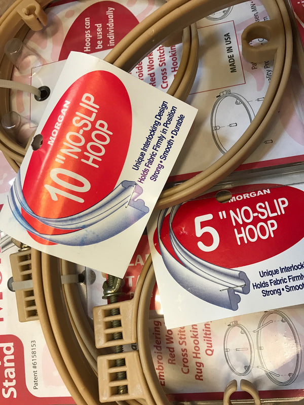 Hoops - No-Slip Hoops