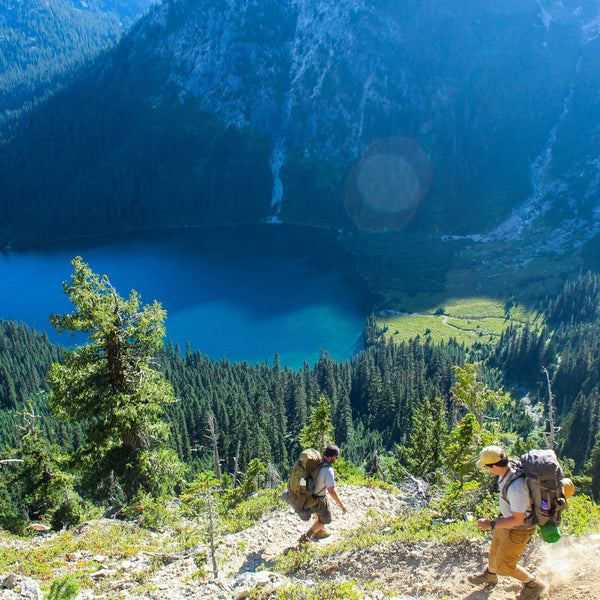 Backpacking Journals: 7 Days Hiking the Pacific Crest Trail in Washington