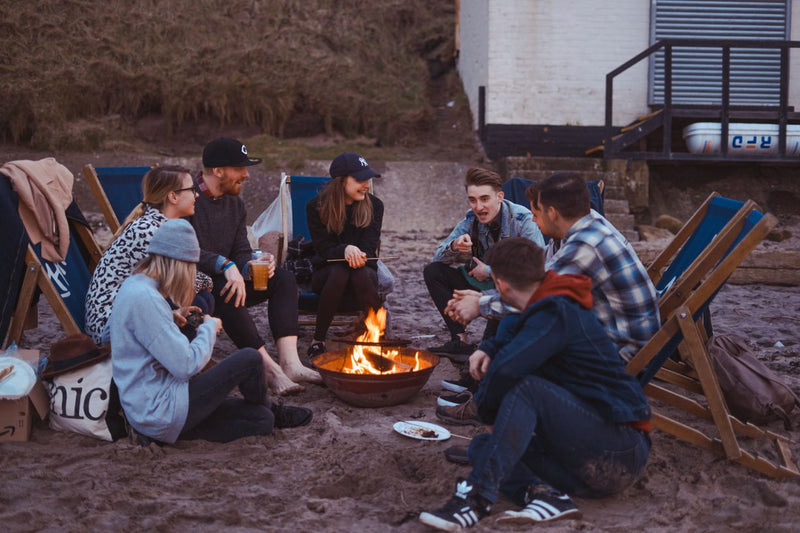 12 Best Camping Drinking Games