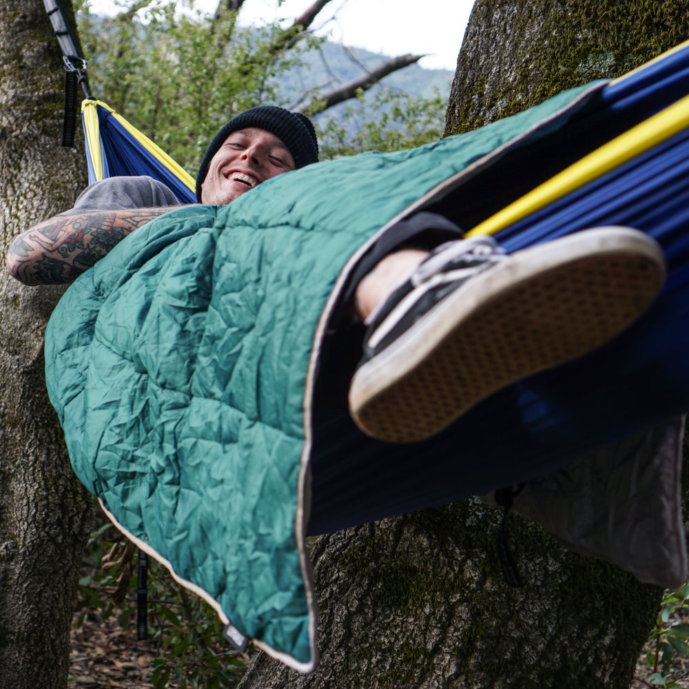 camping blanket for hammock