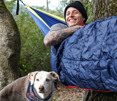 Ultra-Portable & Lightweight Adventure Camping Blanket