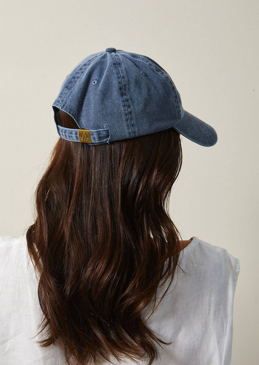 Signature Cap Denim