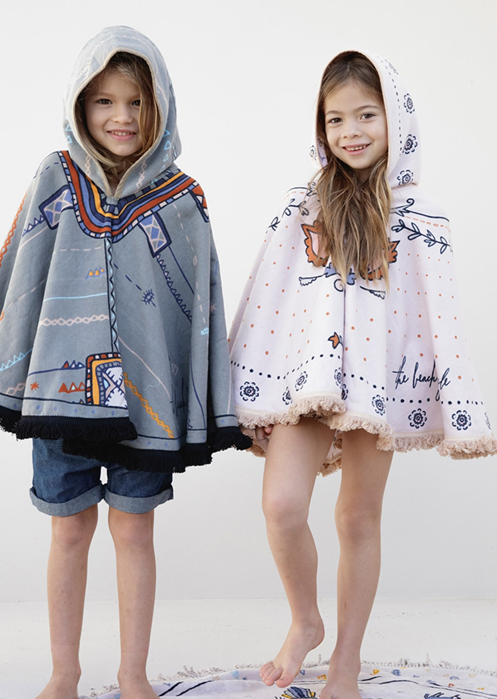 Butterfly Petite Poncho