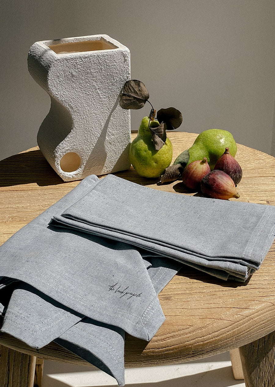 Upcycled Napkin Set