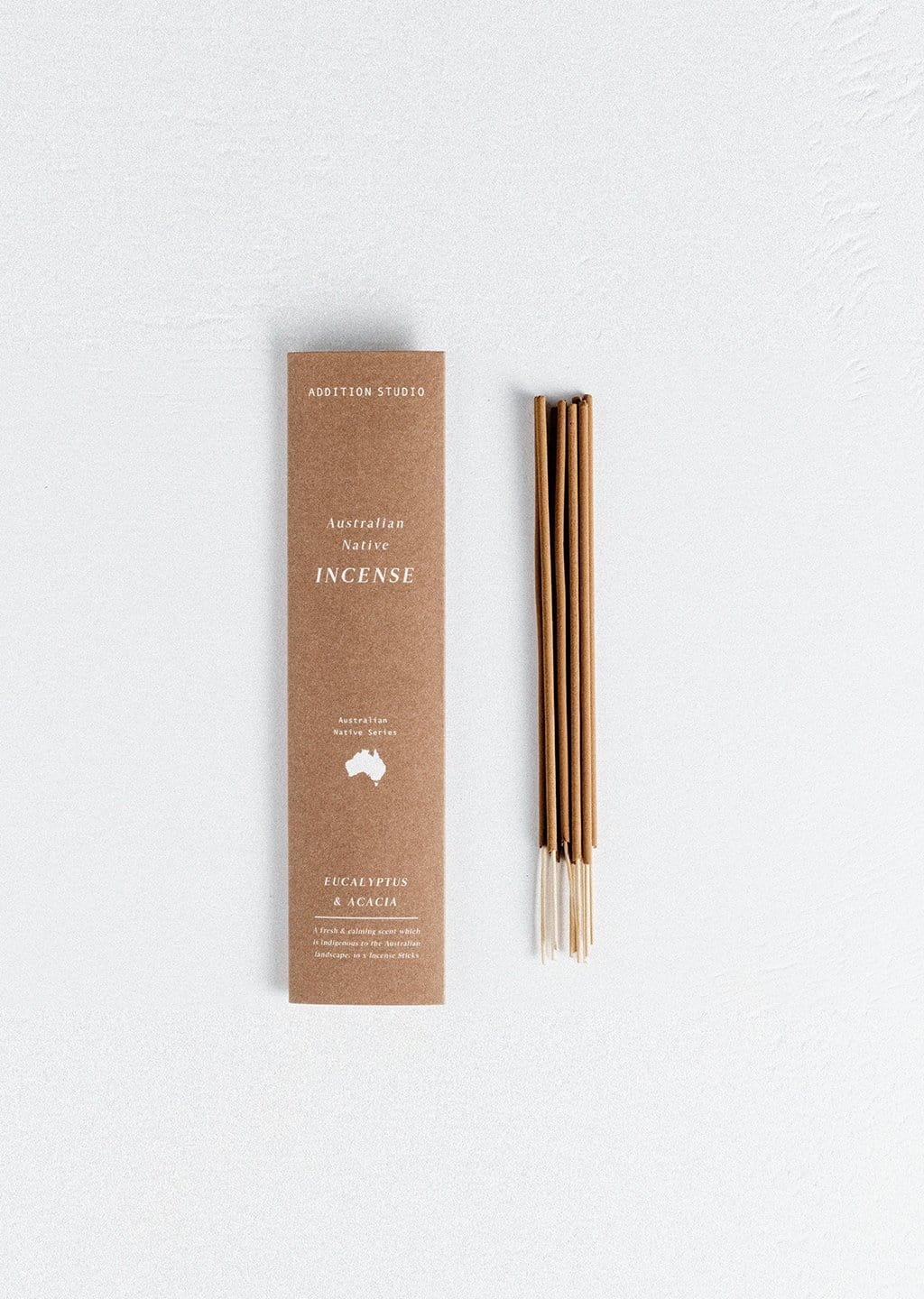 Australian Native Incense - Small - Eucalyptus & Acacia