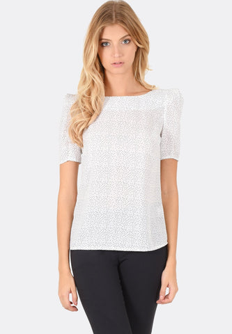 Macy Short Sleeve Top