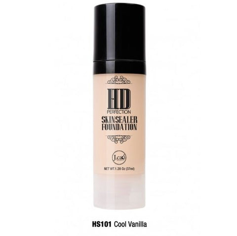 HD PERFECTION SKINSEALER FOUNDATION Cool Vanilla HS101
