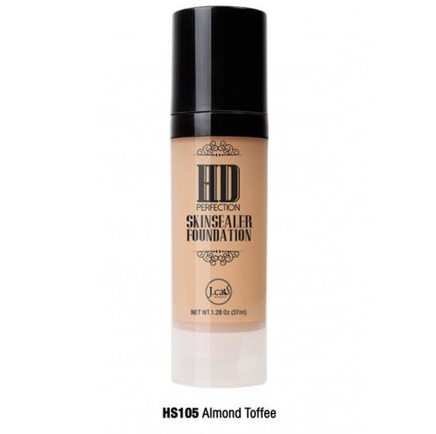 HD PERFECTION SKINSEALER FOUNDATION Almond Toffee HS105