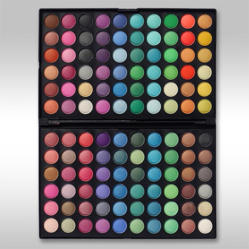 120 EYESHADOW PALETTE 2ND EDITION