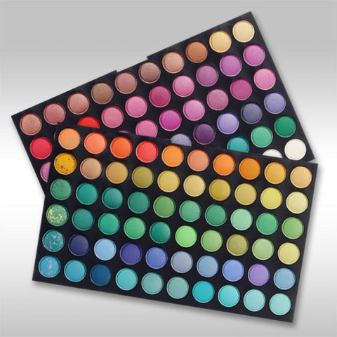 120 EYESHADOW PALETTE 1ST EDITION